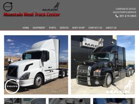 mountainwesttruckcenter.net