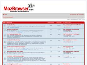 mozbrowser.nl