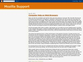mozilla-support.blogspot.com