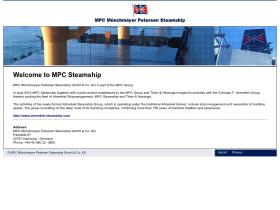 mpc-steamship.de