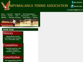 mpumalangatennis.co.za
