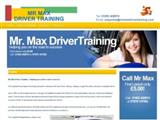 mrmaxdrivertraining.com