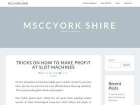 msccyorkshire.org.uk