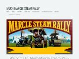 muchmarclesteamrally.com