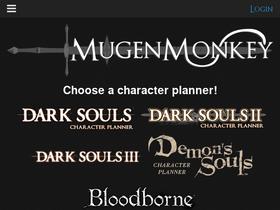 Mugenmonkey Com Analytics Market Share Stats Traffic Ranking Инсталирайте mugenmonkey for dark souls 3 apk за android. similarweb