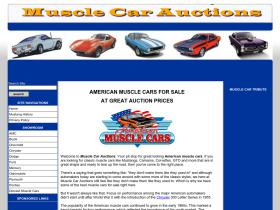 musclecarauctions.org
