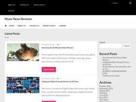 musicnewsreviews.com