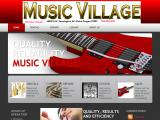 musicvillageoregon.com