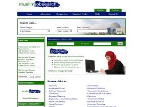 muslimjobsearch.co.uk