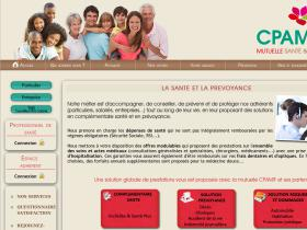 mutuelle-cpamif.fr