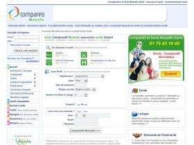 mutuelle.compareo.net