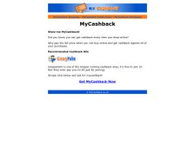 mycashback.co.uk