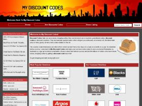 mydiscountcodes.co.uk