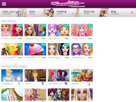 mygames4girls.de