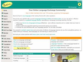 mylanguageexchange.com