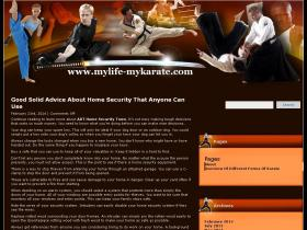 mylife-mykarate.com
