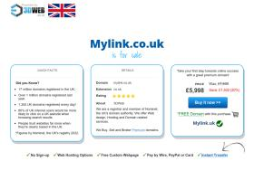 mylink.co.uk