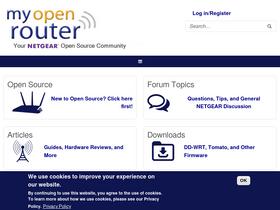 Myopenrouter com Analytics - Market Share Stats & Traffic