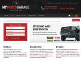 mypartsgarage.com