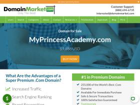 myprincessacademy.com