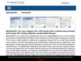 Mypublicwifi com Analytics - Market Share Stats & Traffic