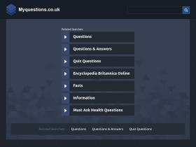 myquestions.co.uk