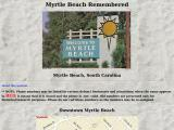 myrtlebeachremembered.com