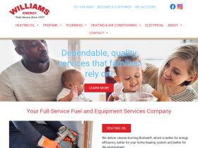 mywilliamsenergy.com