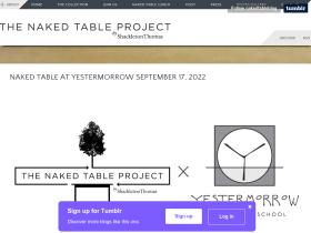 nakedtable.com
