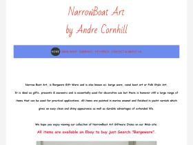 narrowboatart.co.uk