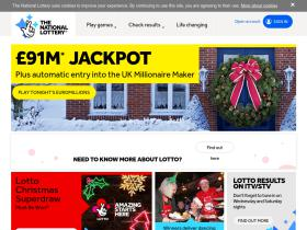 nationallottery.co.uk