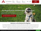 nationalpetregister.org