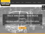 nationaltruckspares.com.au