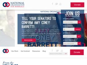 nationformarriage.org