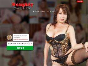 naughtyoverfifty.co.uk