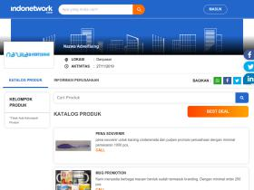 nazwadvertising.indonetwork.co.id
