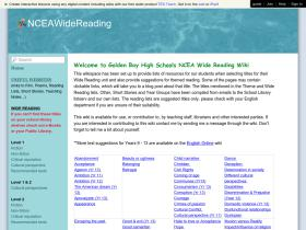 nceawidereading.wikispaces.com