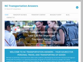 nctransportationanswers.org