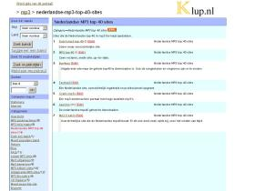 nederlandse-mp3-top-40-sites.mp3.klup.nl