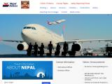 nepalairlines.com.np