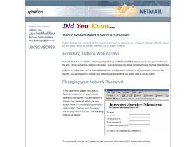 netmail.spherion.com