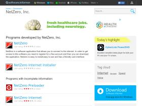 netzero-inc.software.informer.com