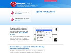 nevercrash.org