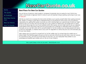 newcarquote.co.uk