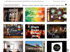 newcastle-arts-centre.co.uk