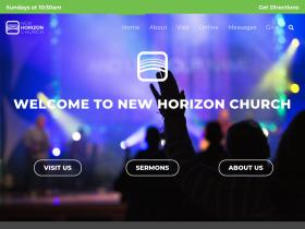 newhorizonchurch.tv
