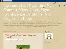 ngosamachar.blogspot.in