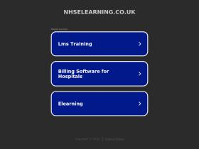 nhselearning.co.uk