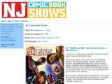 njcomicbookshows.com