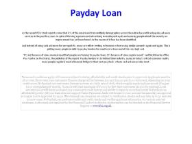 nopaydayloan.co.uk
